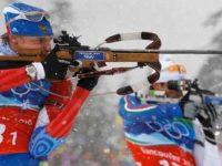 """Российские биатлонисты получили """"неуд"""""""