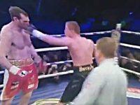 Российский супертяж Поветкин нокаутировал британца Прайса