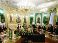 Московский Синод принял решение
