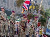 Цивилизованные миролюбивые англичане на Украине