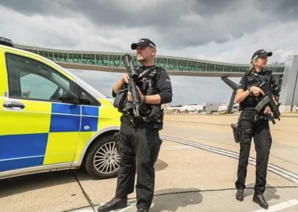 У полиции нет прямых доказательств полетов дронов над аэропортом Гатвик