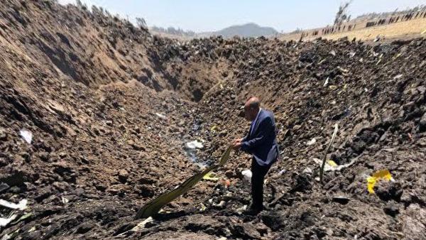 Крупнейшая авиакатастрофа в Эфиопии